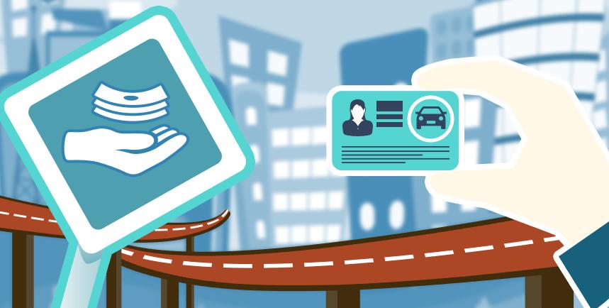 czy można wziąć kredyt na prawo jazdy?