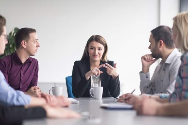 Spotkanie firmowe w sprawie kredytu - kredyty dla firm z Habza Finanse